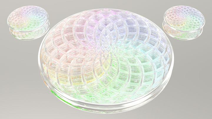 Solar symbols 2 - 3D designs