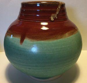 Two tone Vase