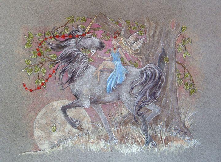 Unicorn Valentine - MJ Albert Sculpts