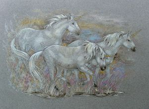 Unicorn - Three Mares