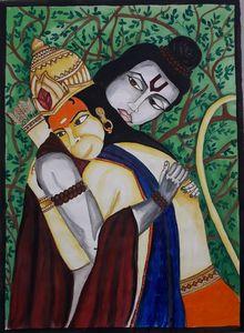Lord Rama Freindship