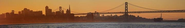 San Francisco Panoramic - Photography by Armando
