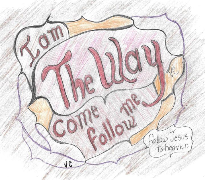 I am THE WAY - TheWordPlace