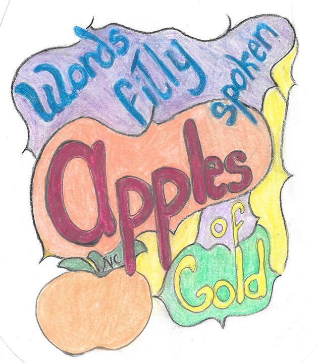apples of gold - TheWordPlace