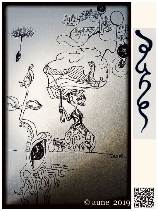 aune's picture diary (No.007) - aune