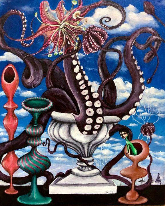 Octplants - aune