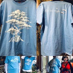aune's painting T-shirt 2020.No.001 - aune