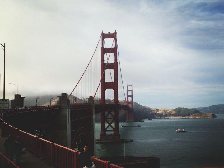 Golden Gate - Kimberly Goddard