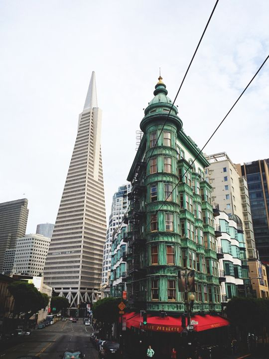 San Francisco - Kimberly Goddard