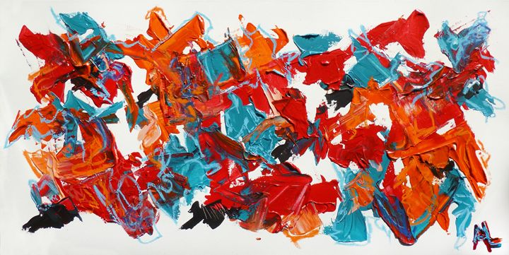 Color my world - Allison Lampron