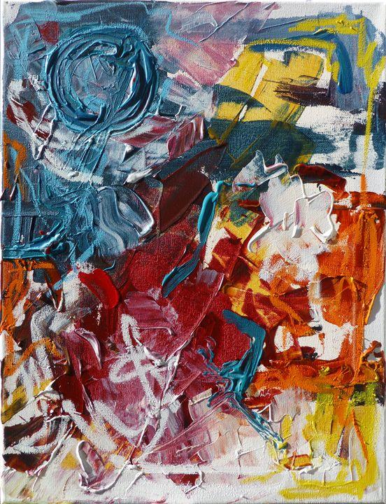 Active Painting 2 - Allison Lampron