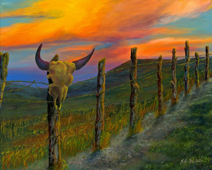 incarcerated prairie - John Miller