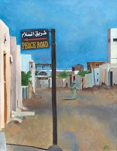 Peace Road, Dahab