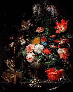 Le bouquet renversé