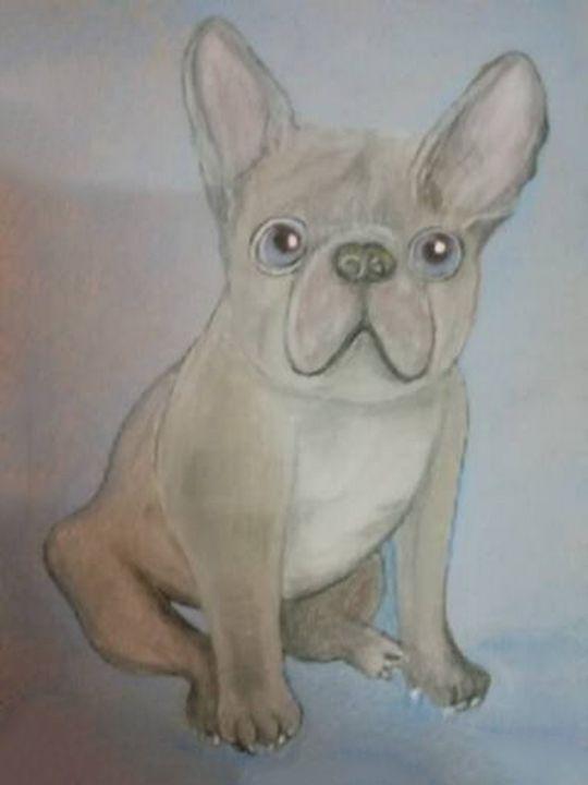 French Bulldog - Dawnsdesigns