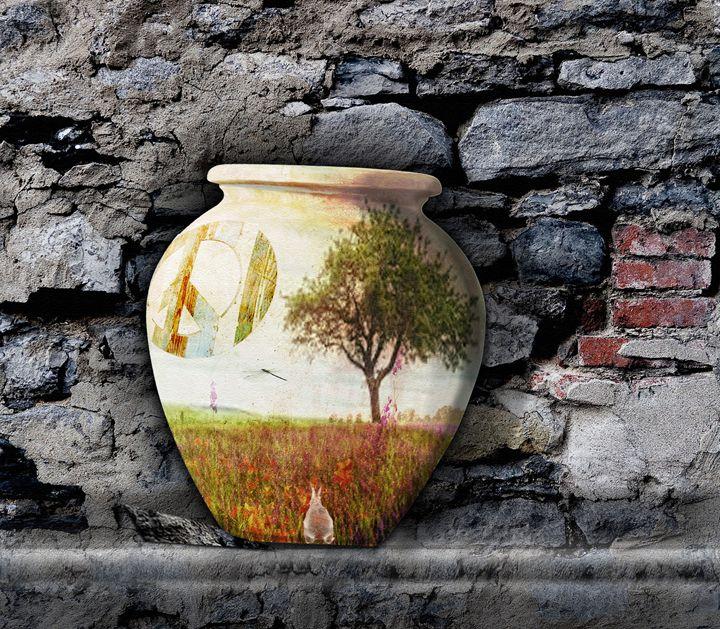 Corner Stone - LooseGoose Art