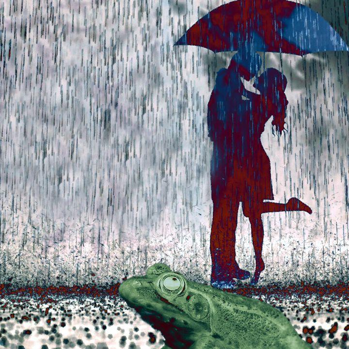 Hopeless Romantic - LooseGoose Art