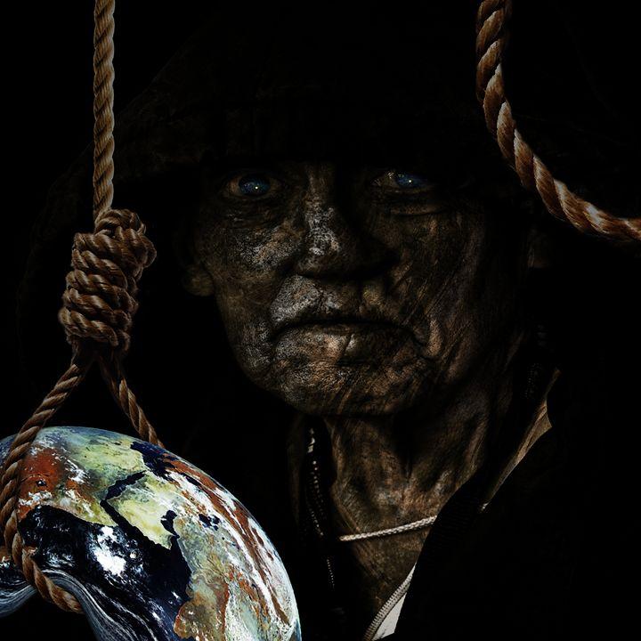 Hangman's Swing Ball - LooseGoose Art