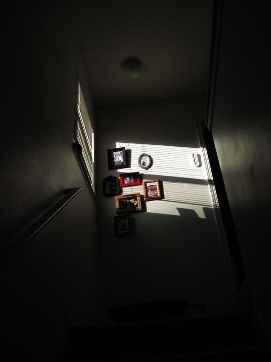 Huddled In the Corner - LooseGoose Art