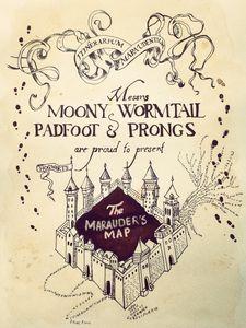 The Marauders' Map