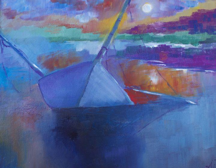 Smuggler's Cove - Aj's Art