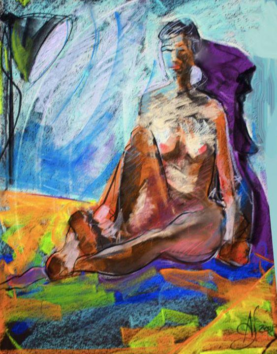 Andrianna 2 - Aj's Art