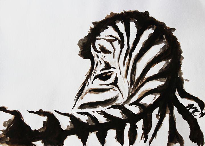 Zebra - AYC Art