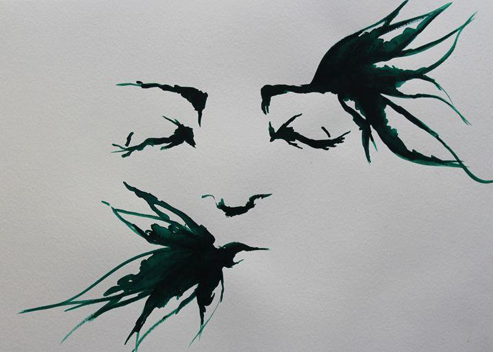Green Beauty - AYC Art