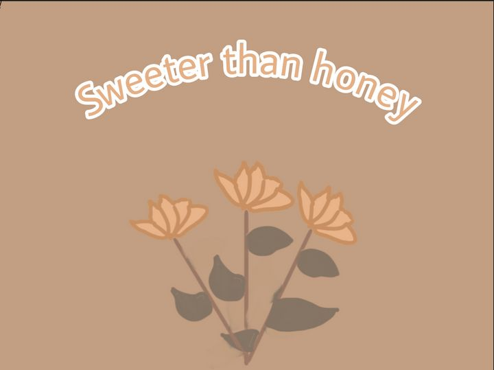 'Sweeter Than Honey Poster - Online Art