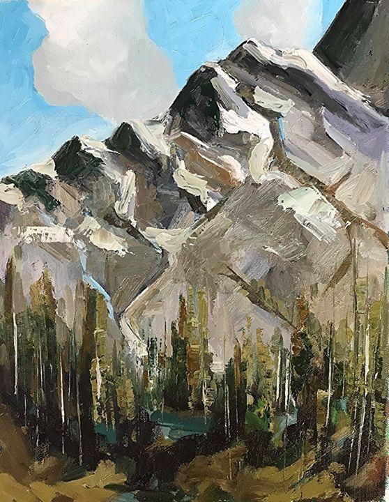 Mountain Between Us - Matiere Studio