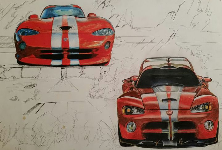 Classic Vipers - Unfinished Challenge