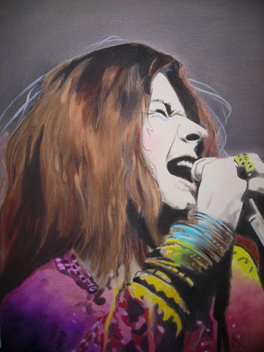 Janis - Lois Brand Artist
