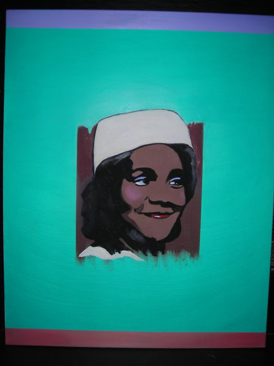 Coretta Scott King - Lois Brand Artist