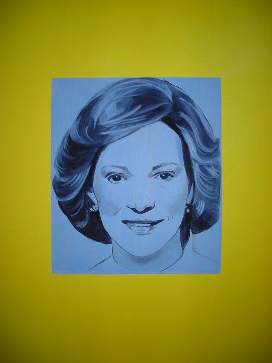 Mrs. Carter - Lois Brand Artist