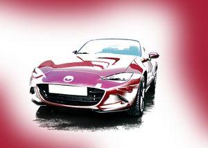Mazda Miata MX5 ND Landscape