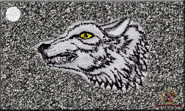 Wolf of the moon - AMB Designs