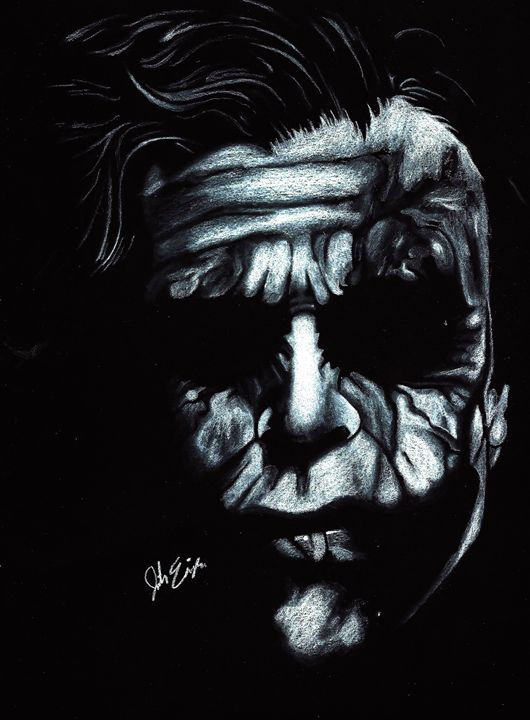 The Joker - Jonathan Espinoza