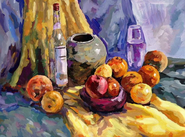 Apples and Oranges - Sonali Dutta