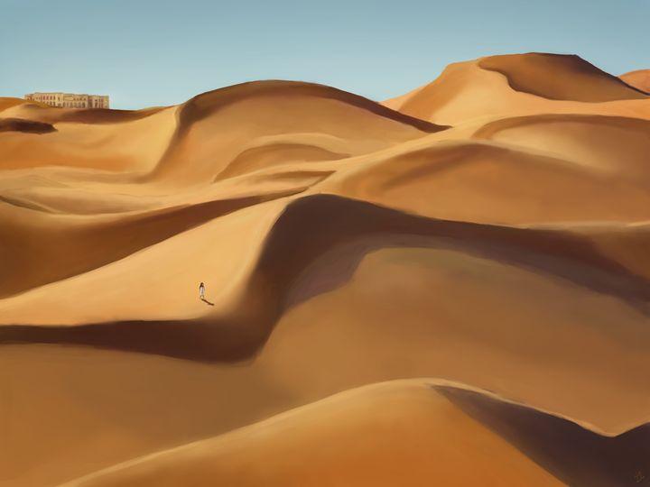 The Sands - Sonali Dutta
