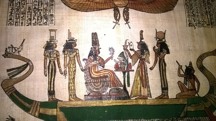 Ancient Egypt - Tashas Art