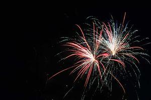 Fireworks In September