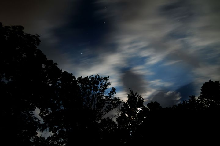 Clouds at Night - R. Max Photos