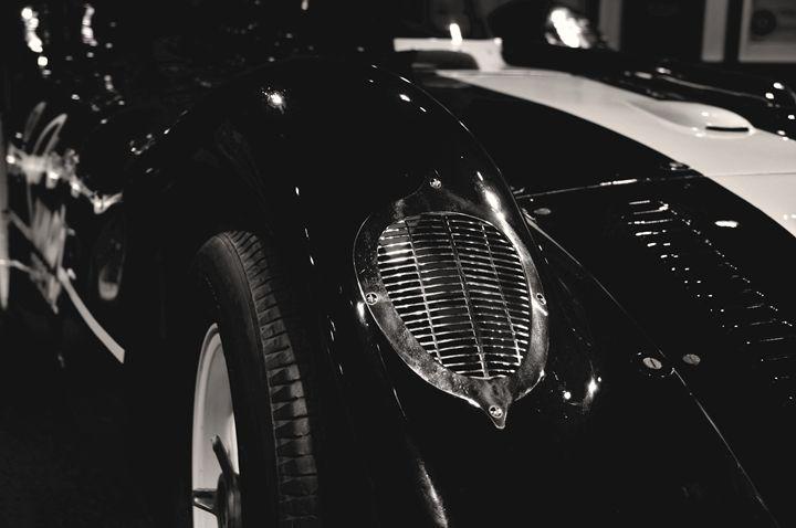 Race Car - R. Max Photos