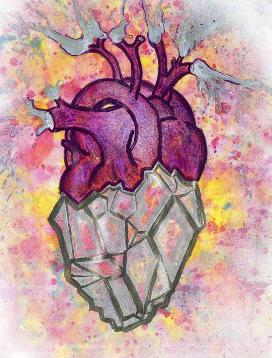 Heart of Resilience - HeatherThompsonArt