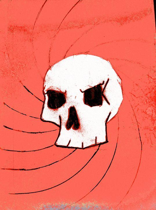 Skull Variation 2 - Shane's Portfolio