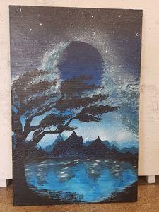 Blue Moon #1