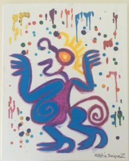 Colorin - Art by Martin Dominguez