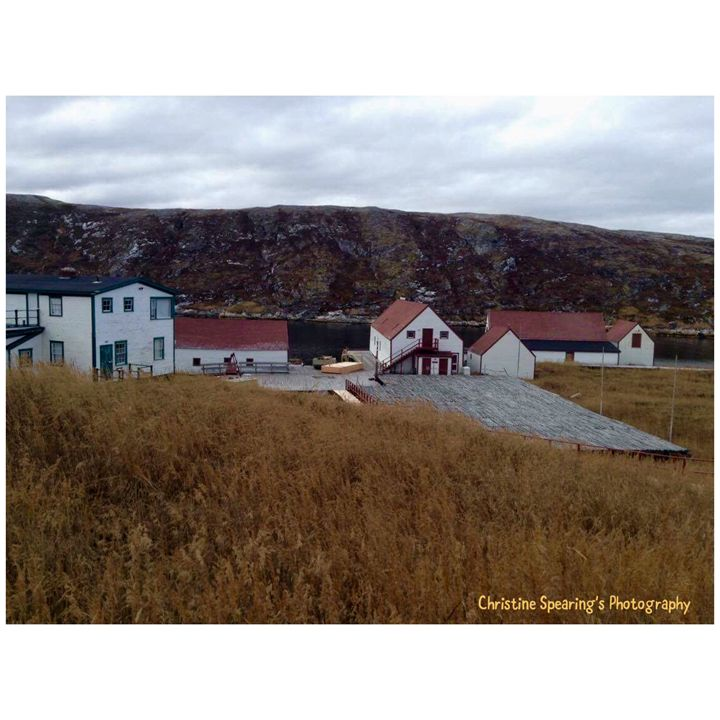 Battle Harbour, Labrador - Christine's Artwork