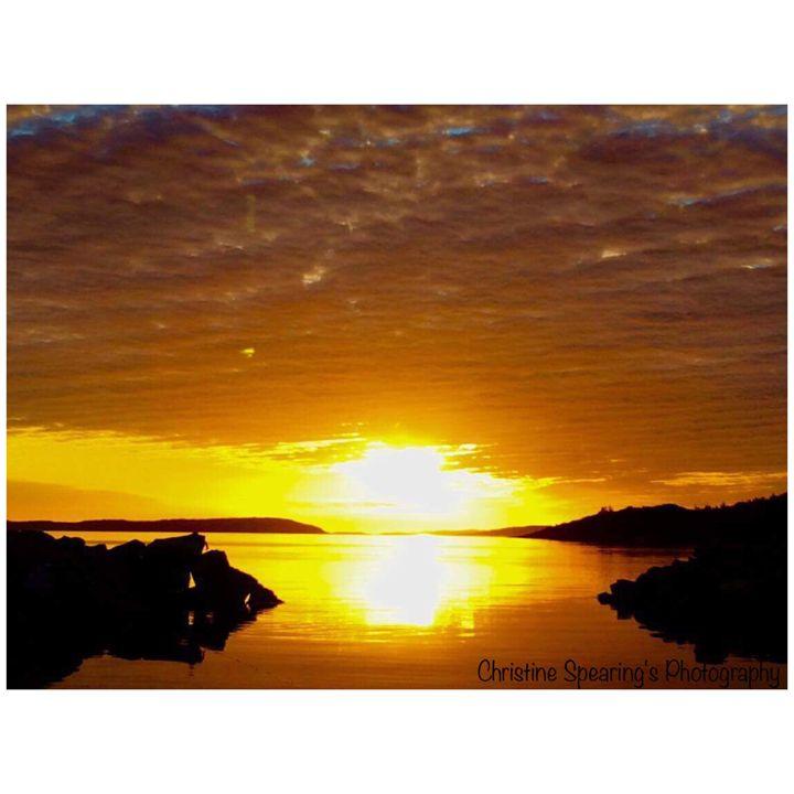 Beautiful Sunrise - Christine's Artwork