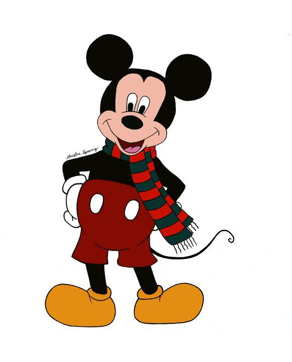 Mickey Mouse - Christine's Artwork